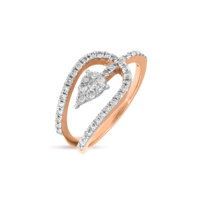 Swerve Drop Ring