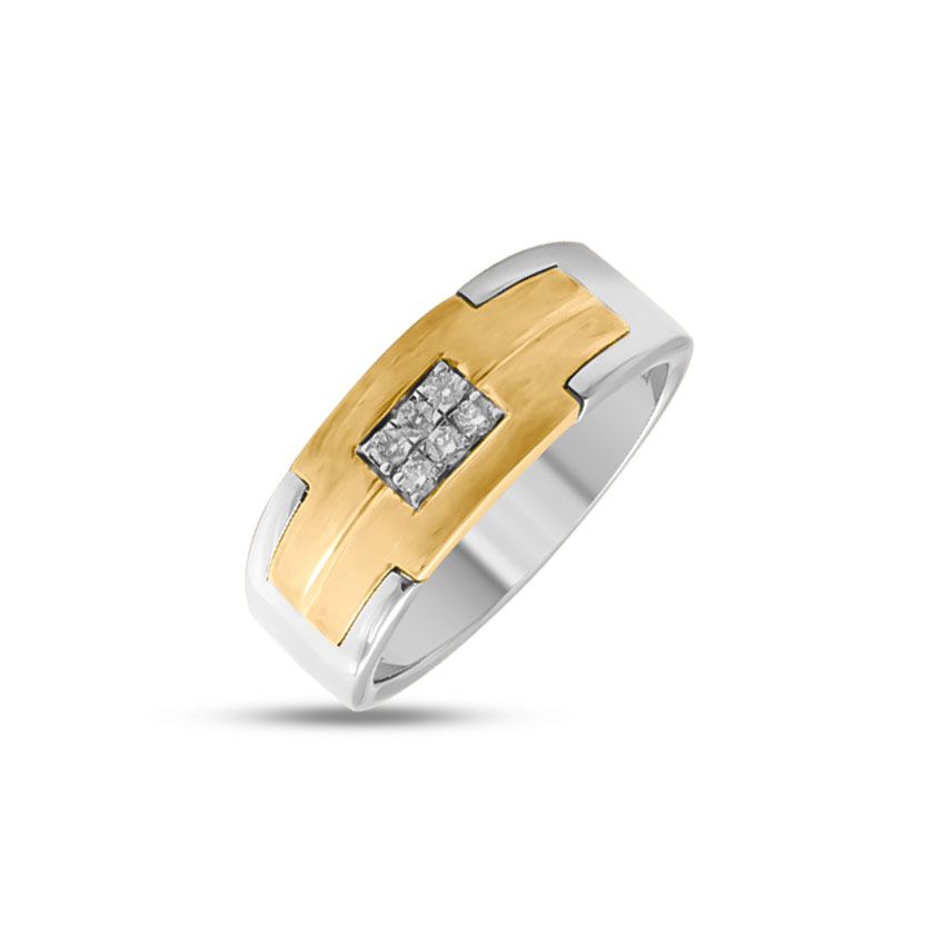 Daniel Diamond Ring for Him