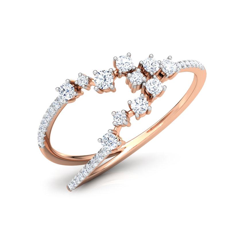 Vogue Cluster Ring