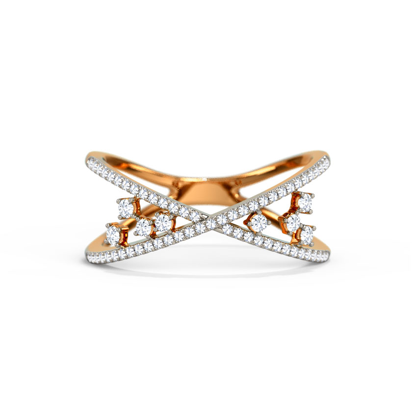 Chic Cluster Ring