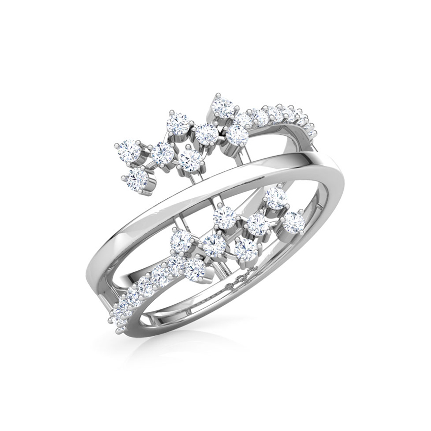 Curl Cluster Ring