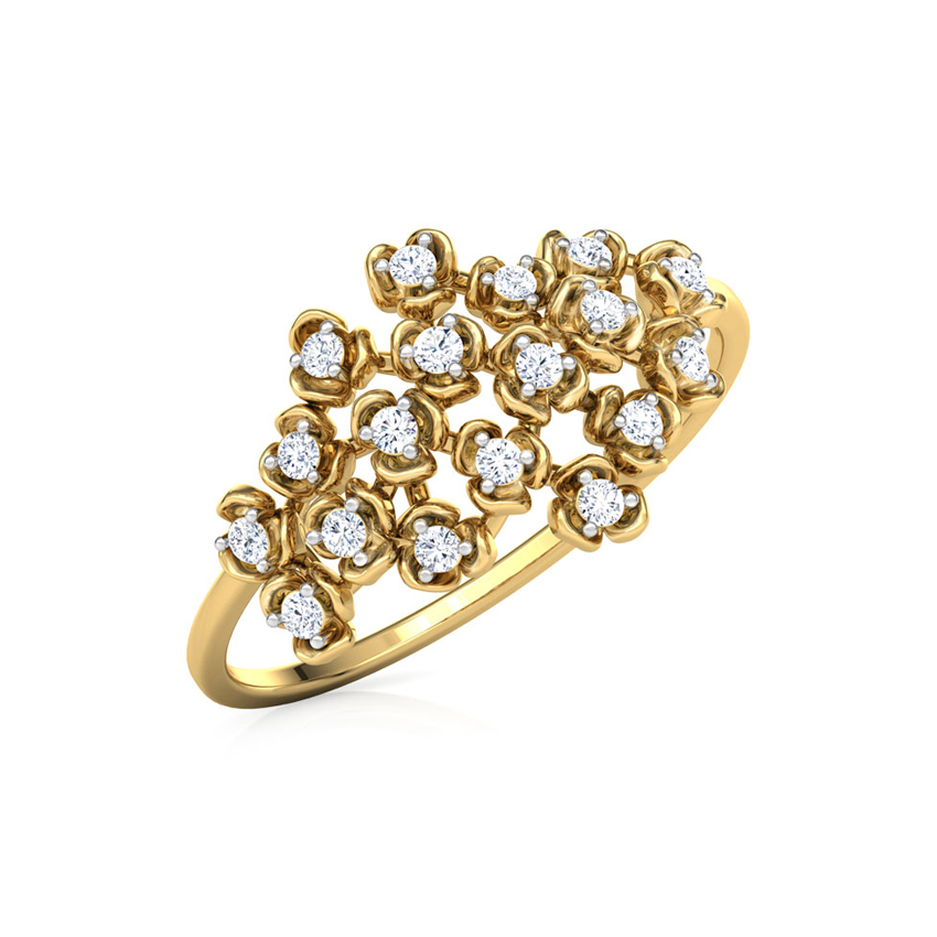 Blossom Cluster Ring