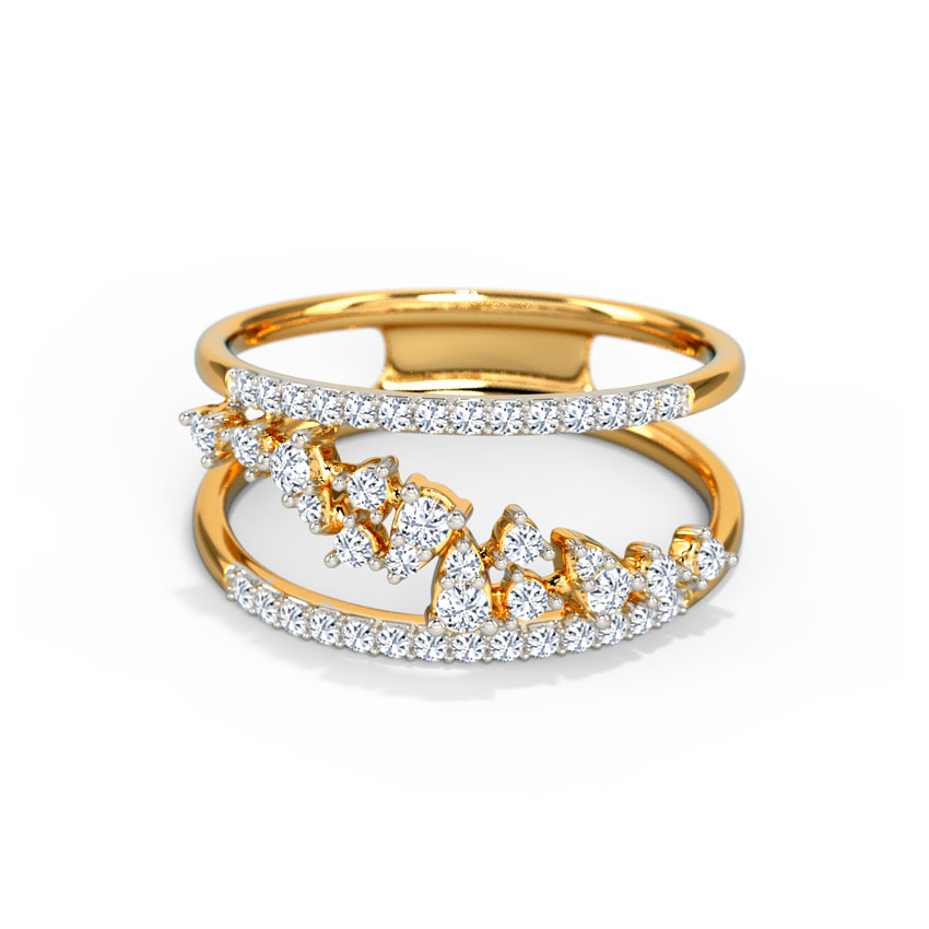 Skew Cluster Ring