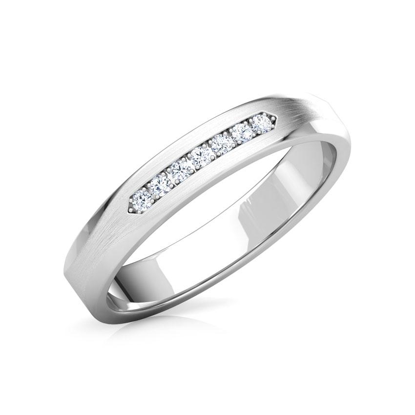 Platinum,Diamond Rings Platinum 950 Platinum Allie Platinum Band for Her
