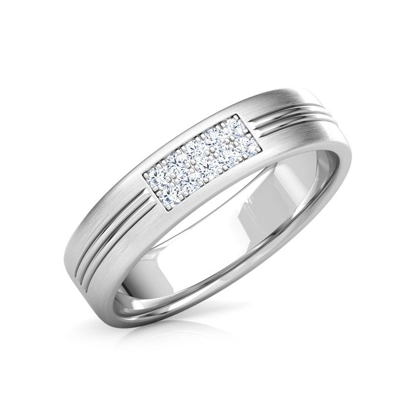 Platinum,Diamond Rings Platinum 950 Platinum Jamie Platinum Band for Her
