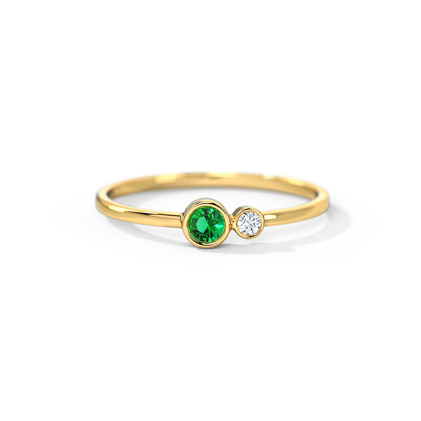 Dew Stackable Ring