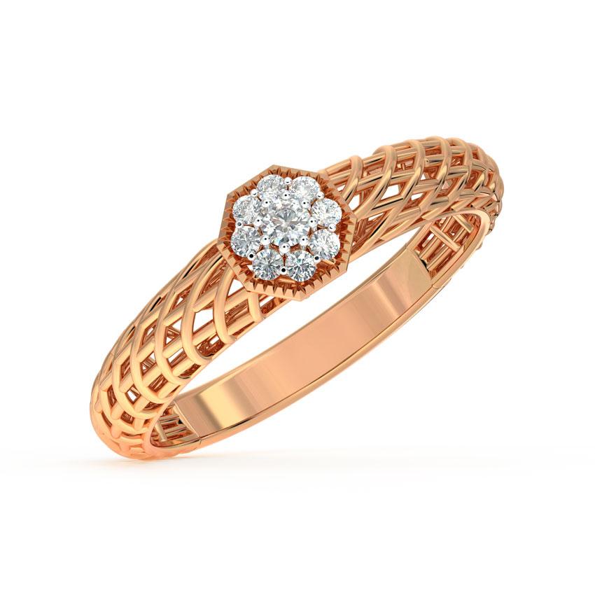 Hex Mesh Ring