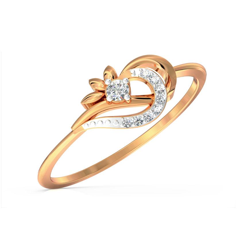 Petals Swerve Ring