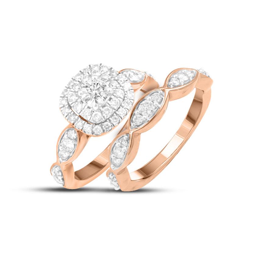 Estella Bridal Ring Set
