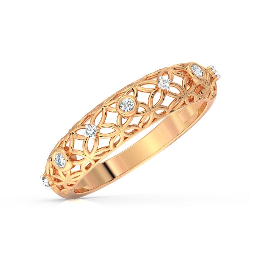 Floret Lattice Ring