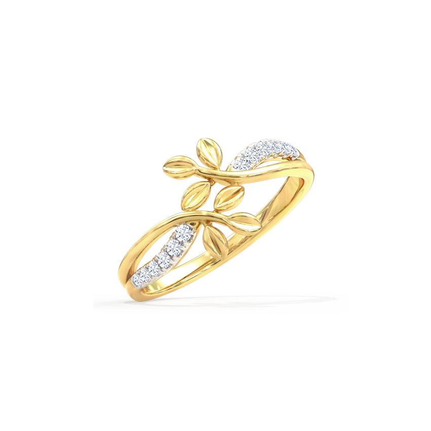 Swerve Fern Ring