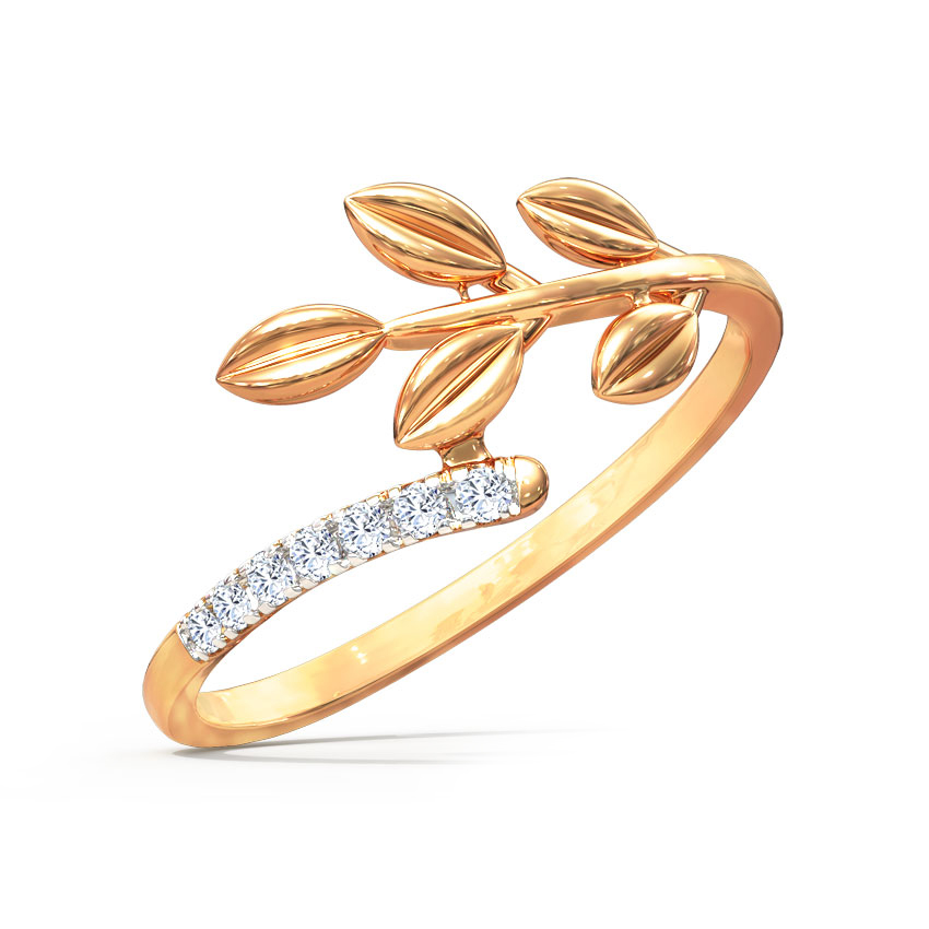 Curvilinear Fern Ring