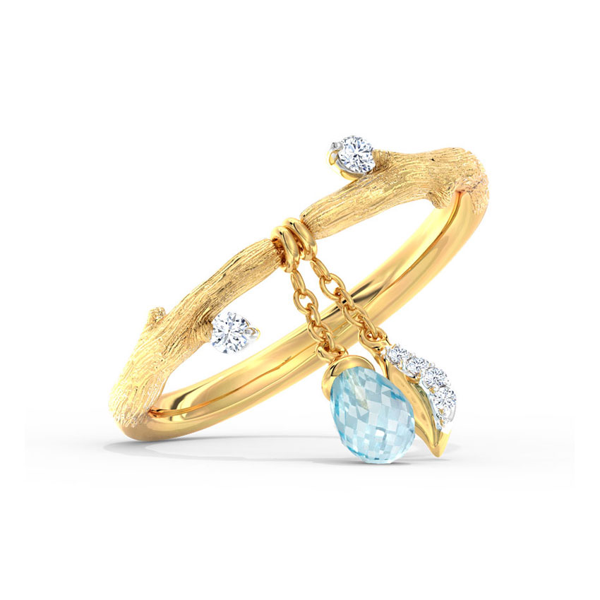 Sway Dewdrops Ring