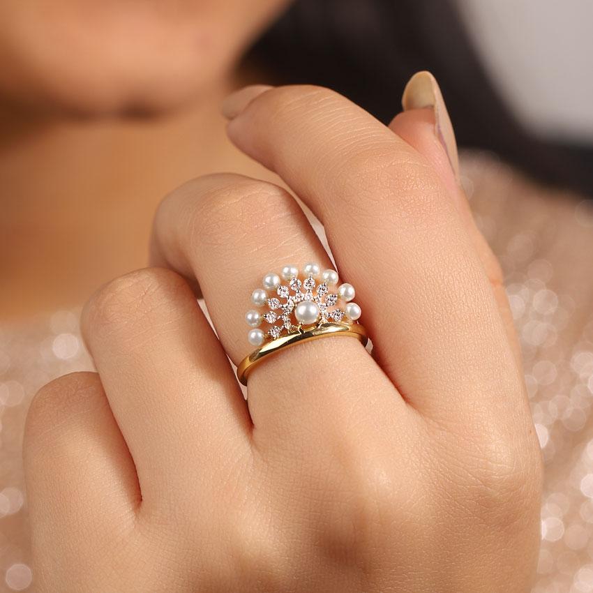 Plie Ring