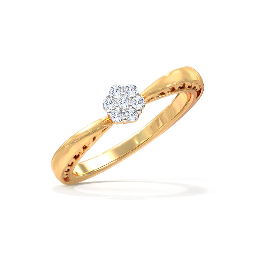 Yasmine Cluster Ring