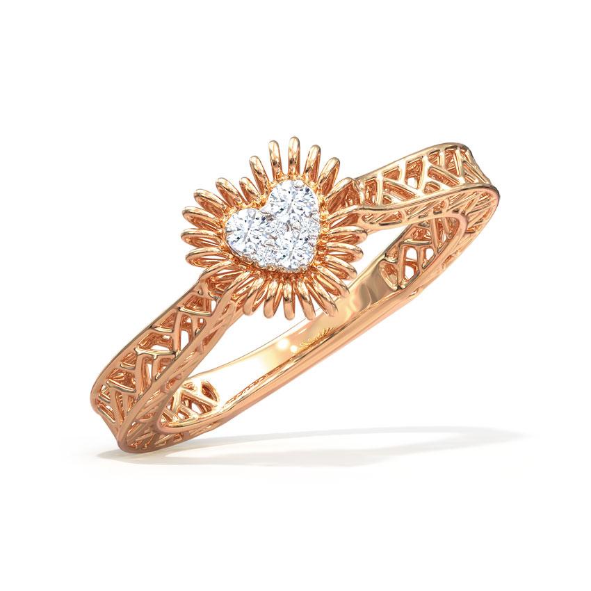 Adore Mesh Ring