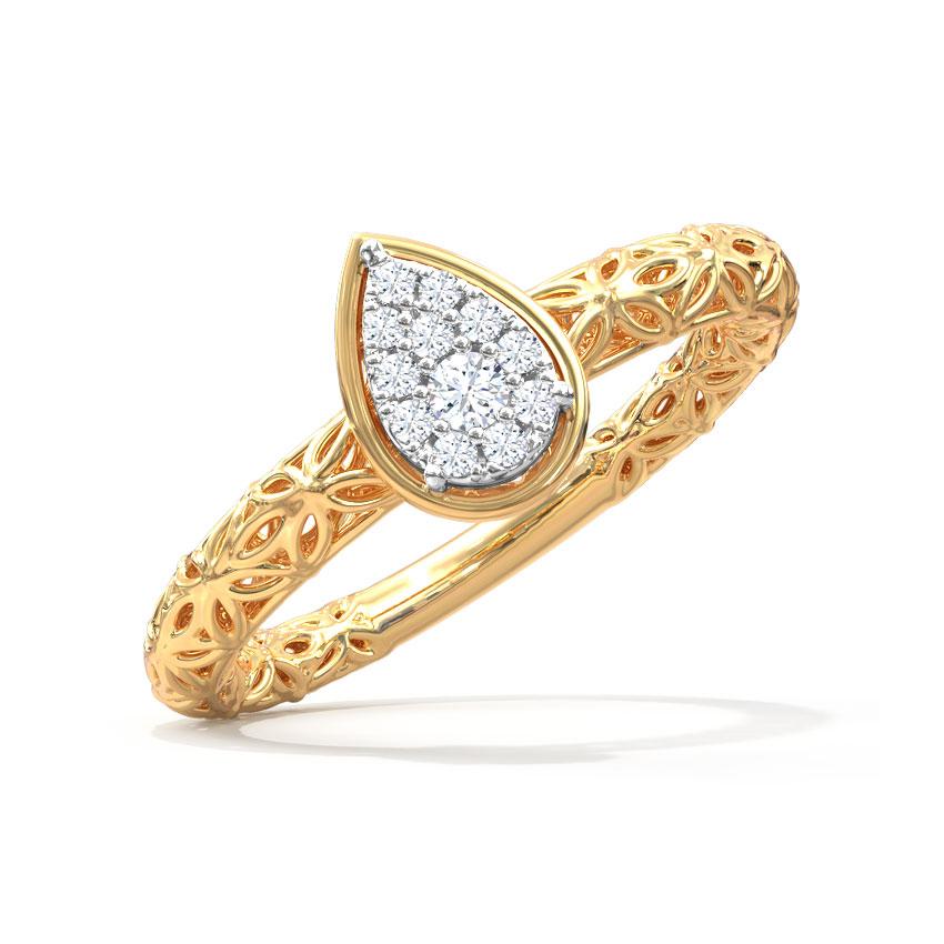 Pyrus Mesh Ring