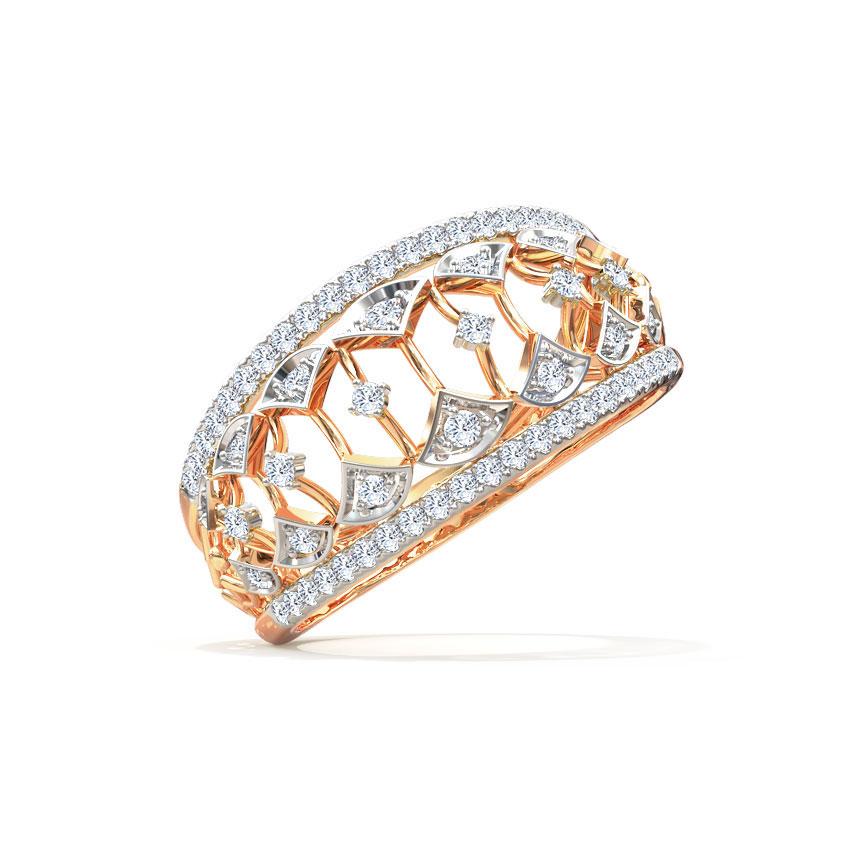 Ava Florid Ring