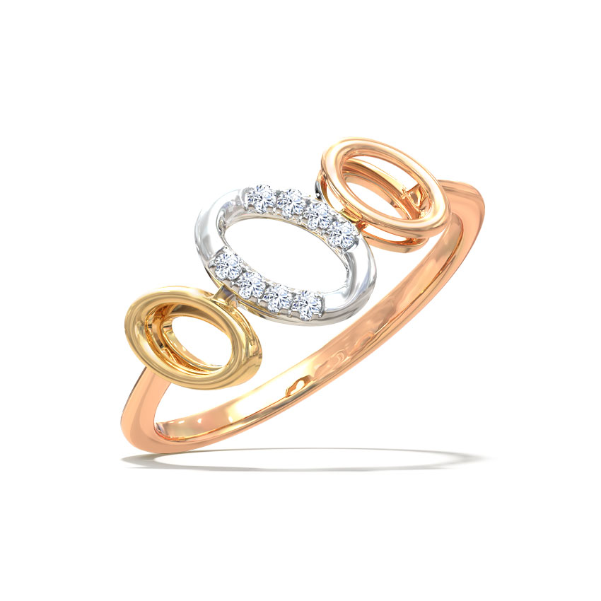 Audrey Oval Ring