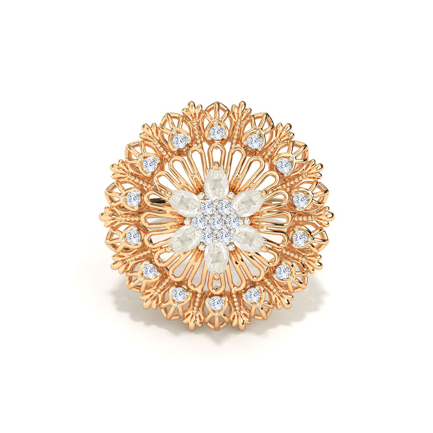 Ina Floret Ring