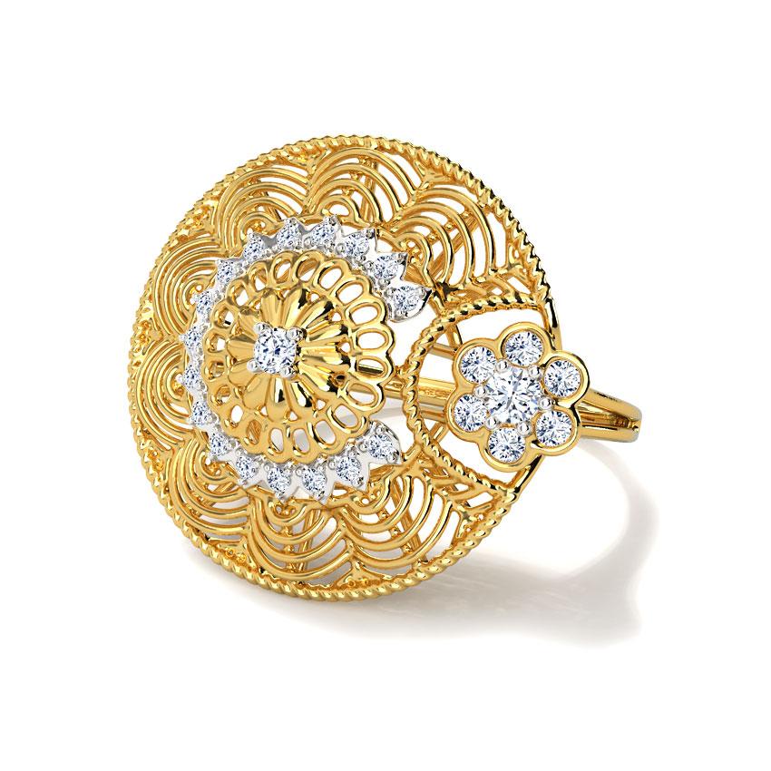 Ziah Bloom Ring