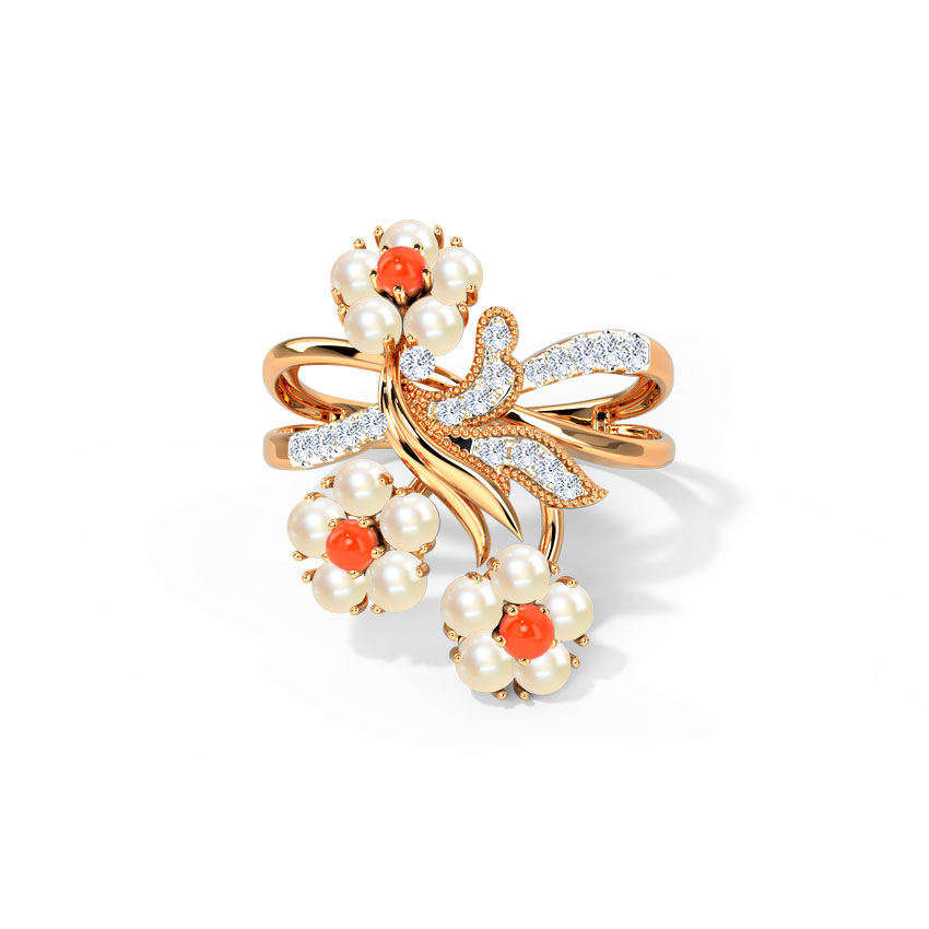 Victoria Entwined Ring