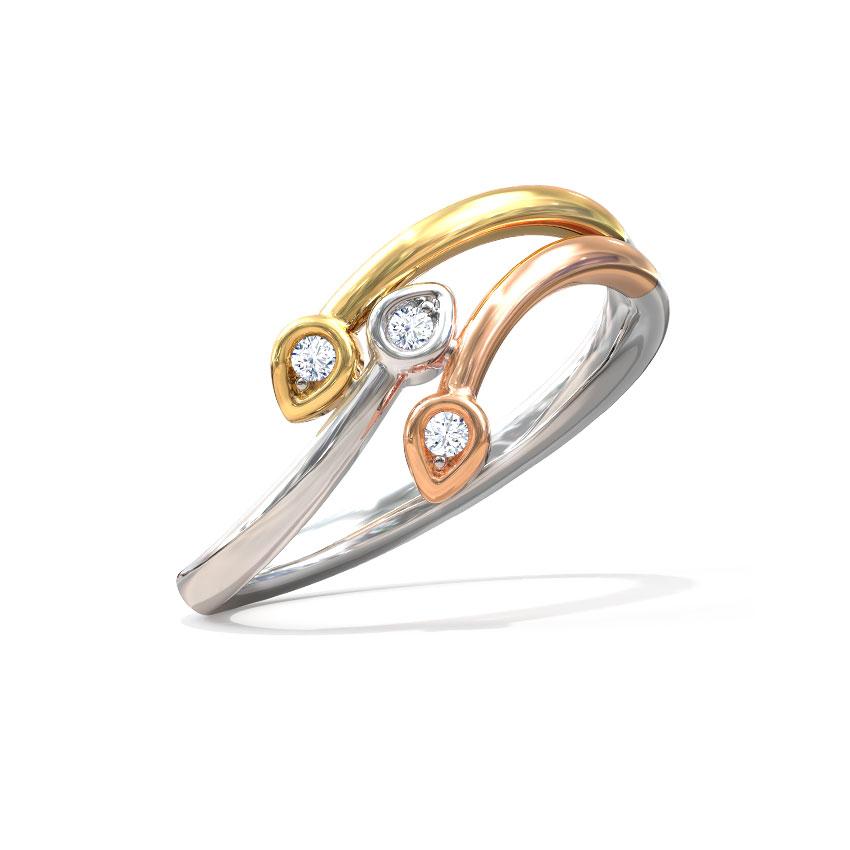 Ella Triad Ring