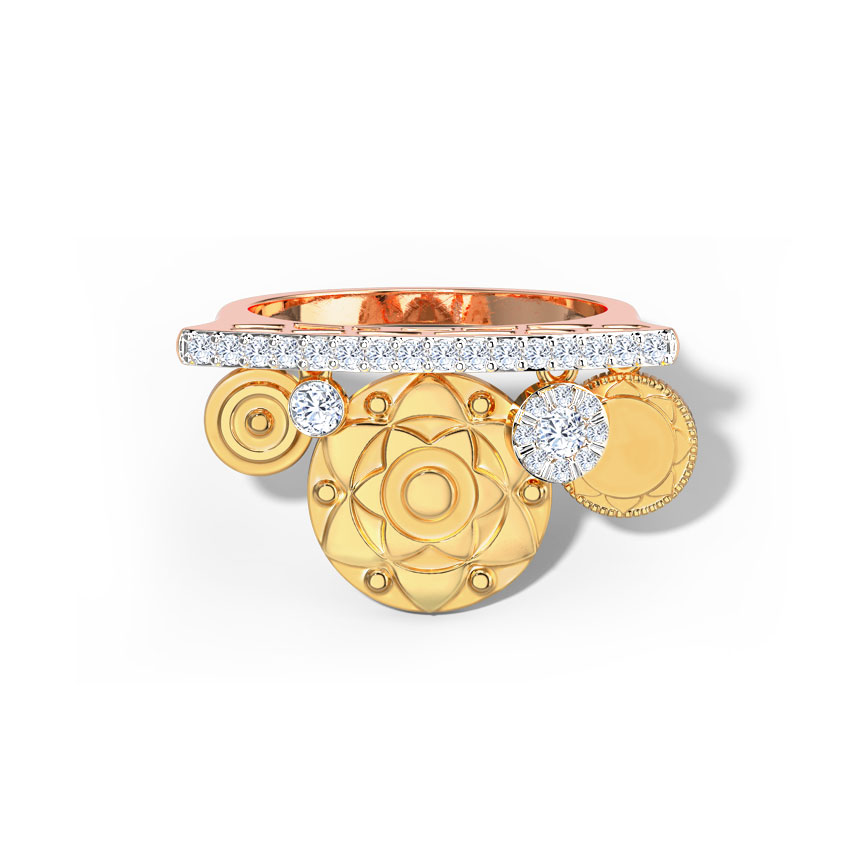 Malina Coin Ring