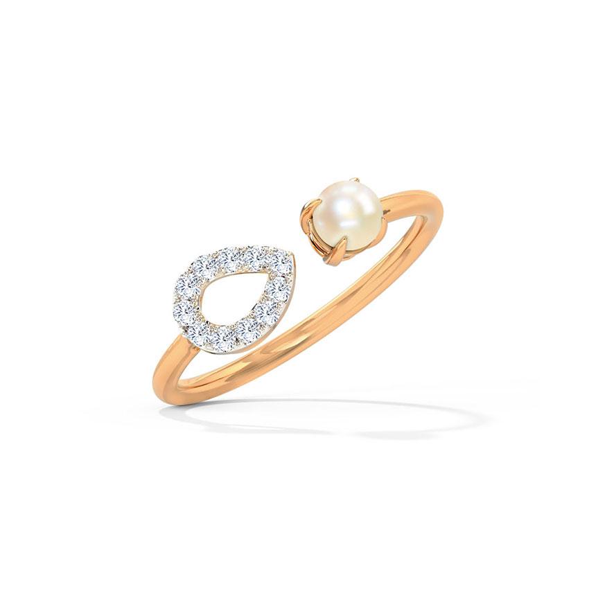 Pearl Drop Ring
