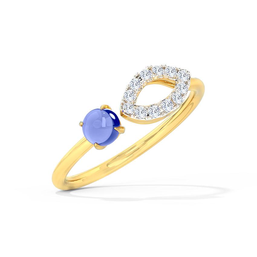 Azure Shine Ring