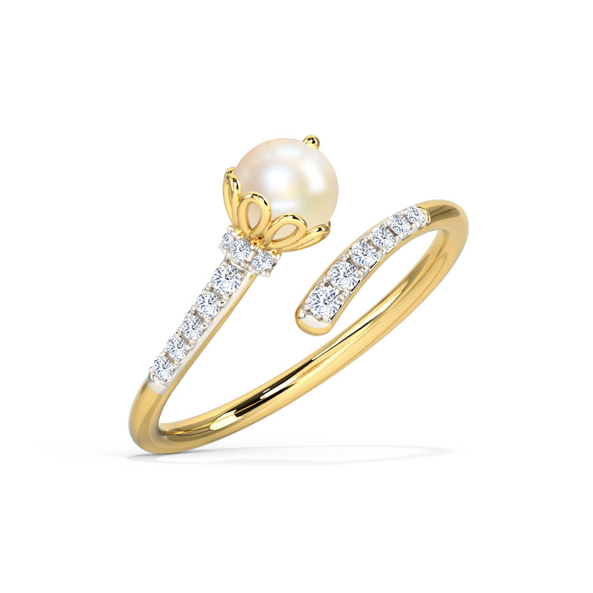 Pearly Glow Ring