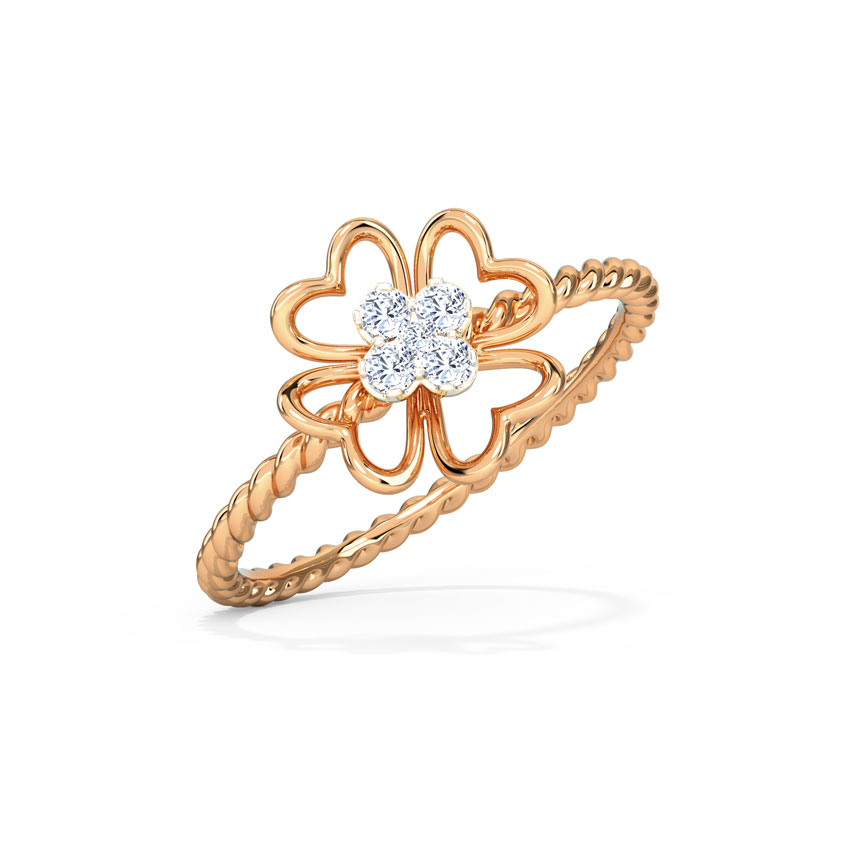 Bloom Clover Ring