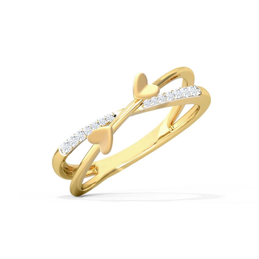 Amore Flutter Ring
