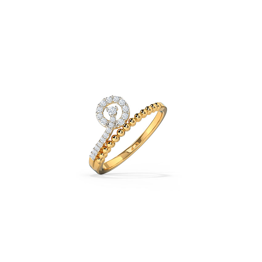 Sparkle Dewdrops Ring