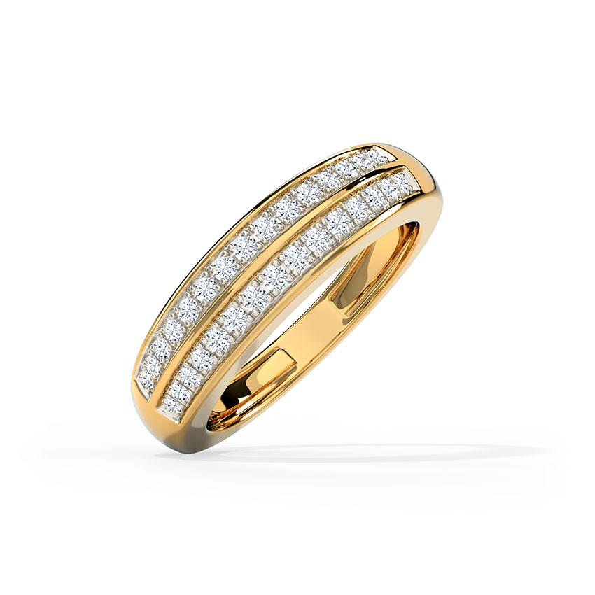 Slender Adjustable Ring