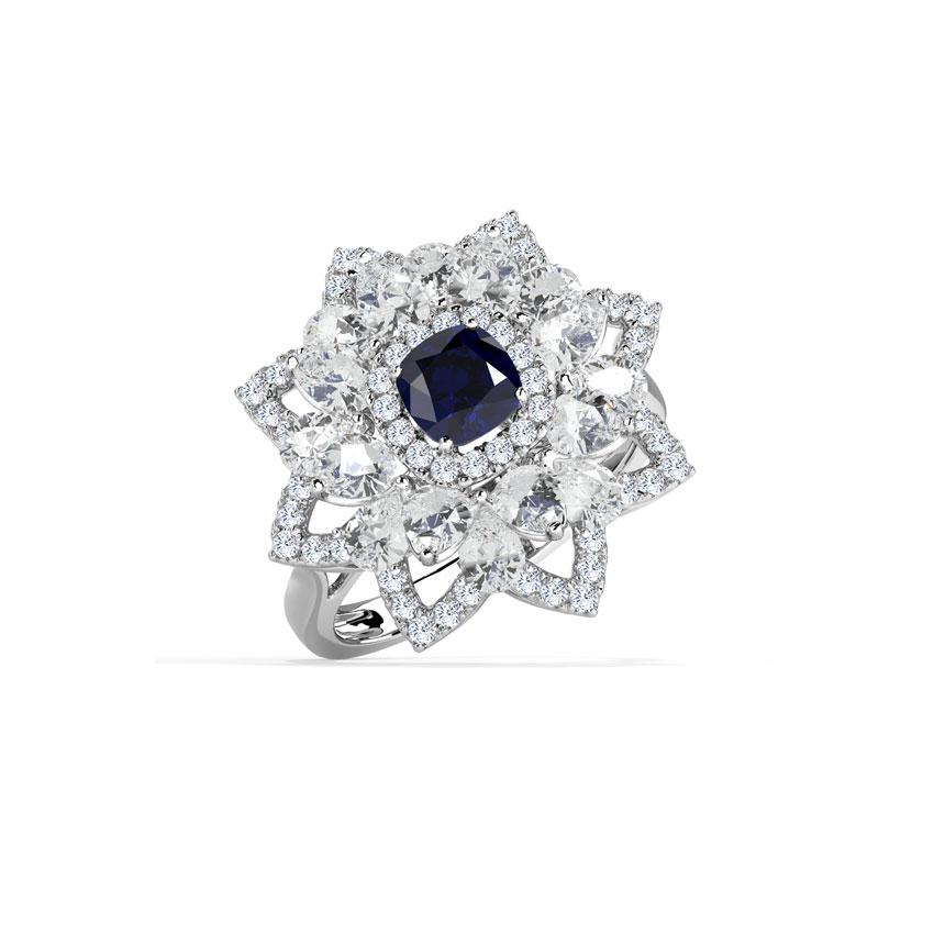 Nilofar Bloom Ring