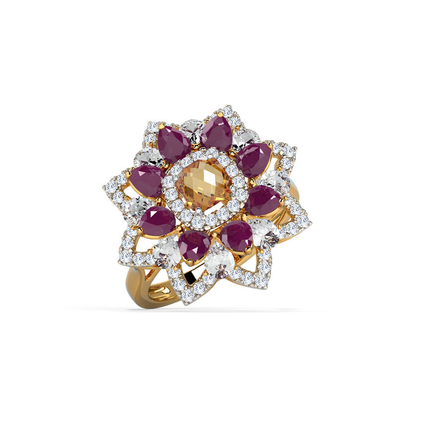 Raya Blossom Ring