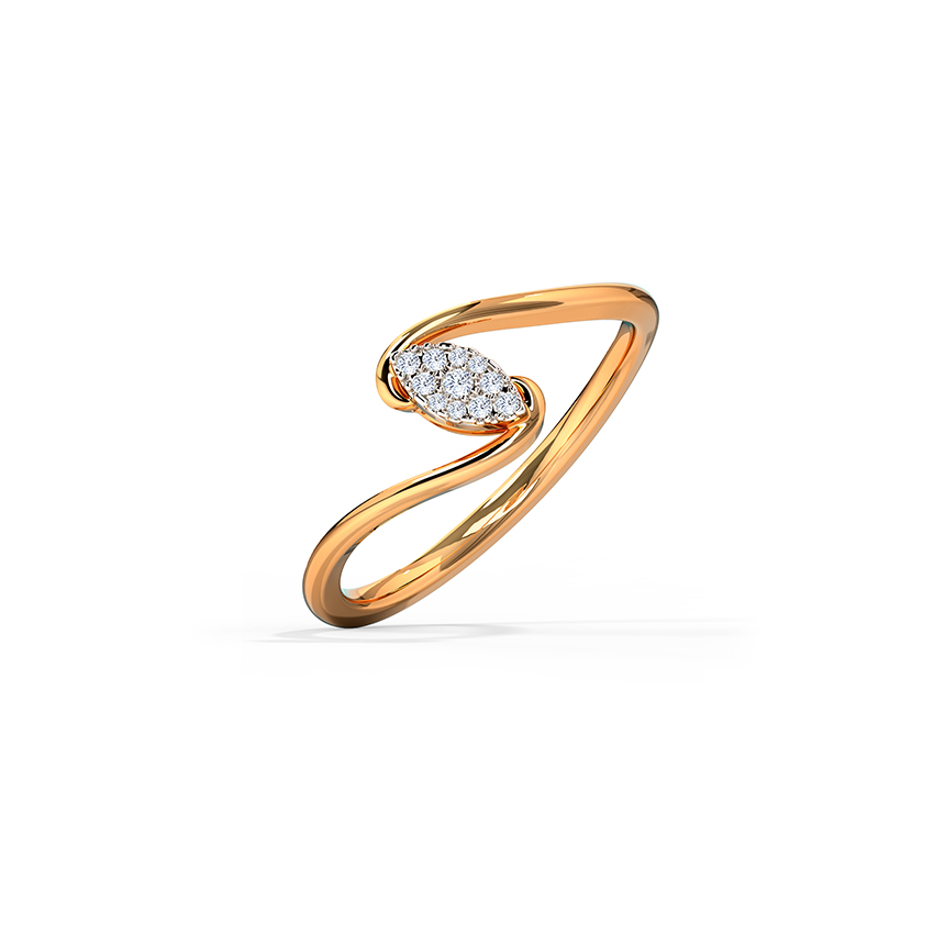 Classic Petal Ring