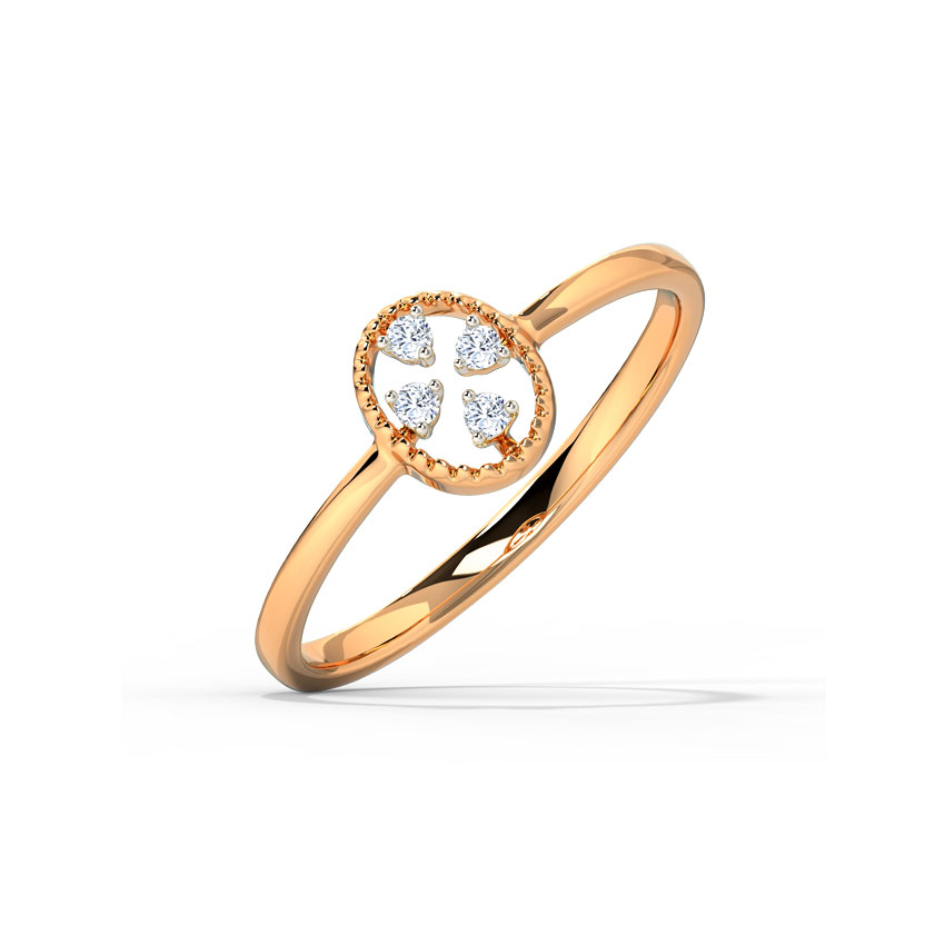 Classic Entwined Ring