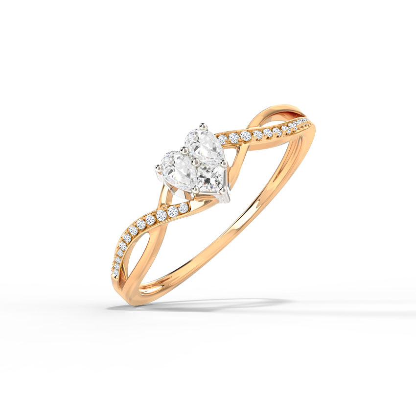 Winsome Love Ring