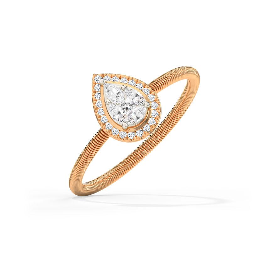 Classic Drop Ring