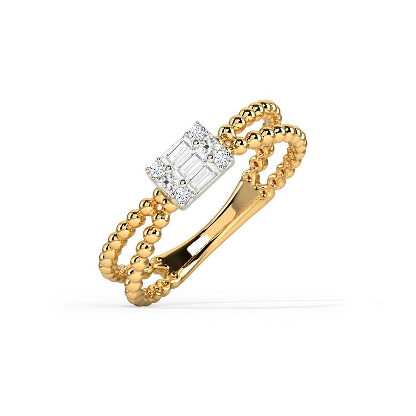 Shanaya Twine Ring