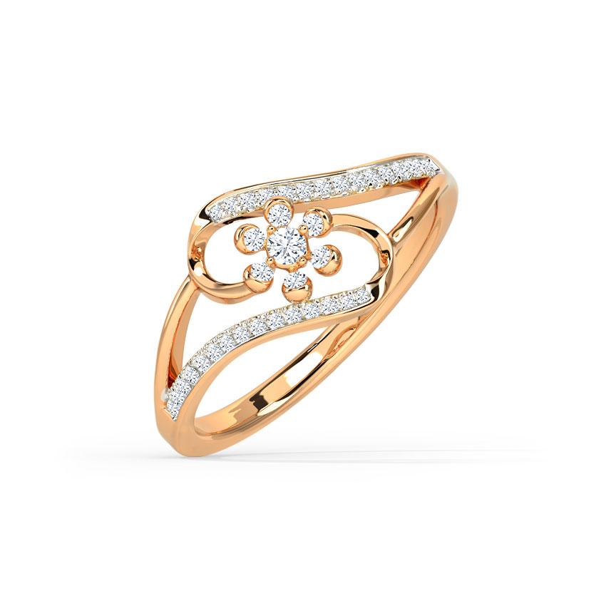 Iris Bloom Ring
