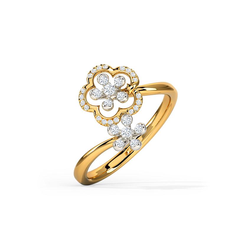 Laila Blossom Ring