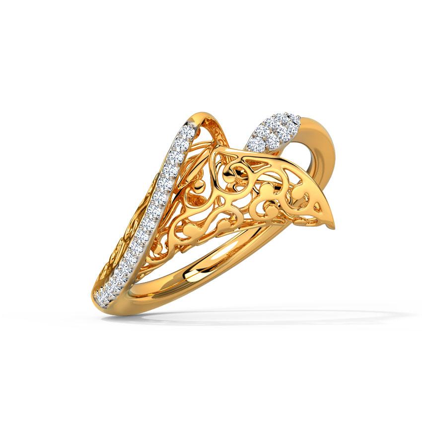 Rosine Ornate Ring