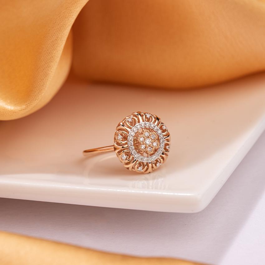 Majestic Diamond Ring