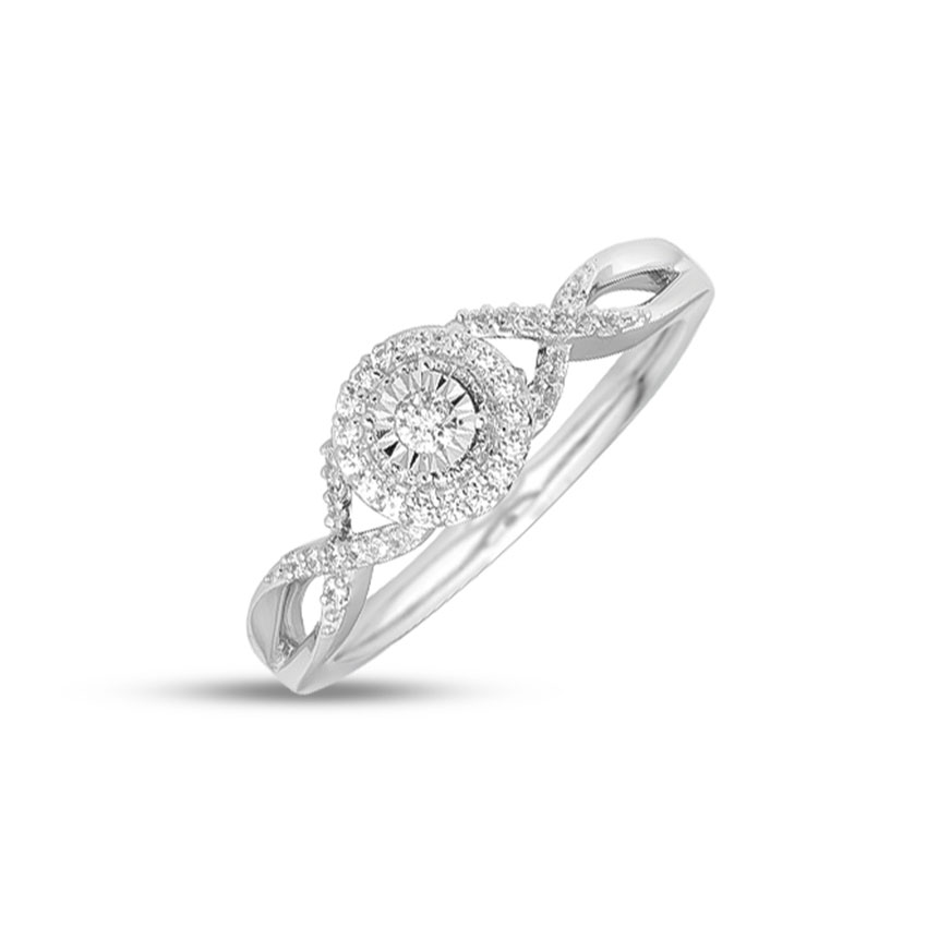 Diana Promise Ring
