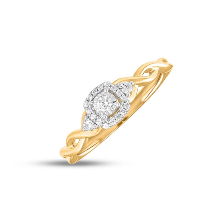 Tia Promise Ring