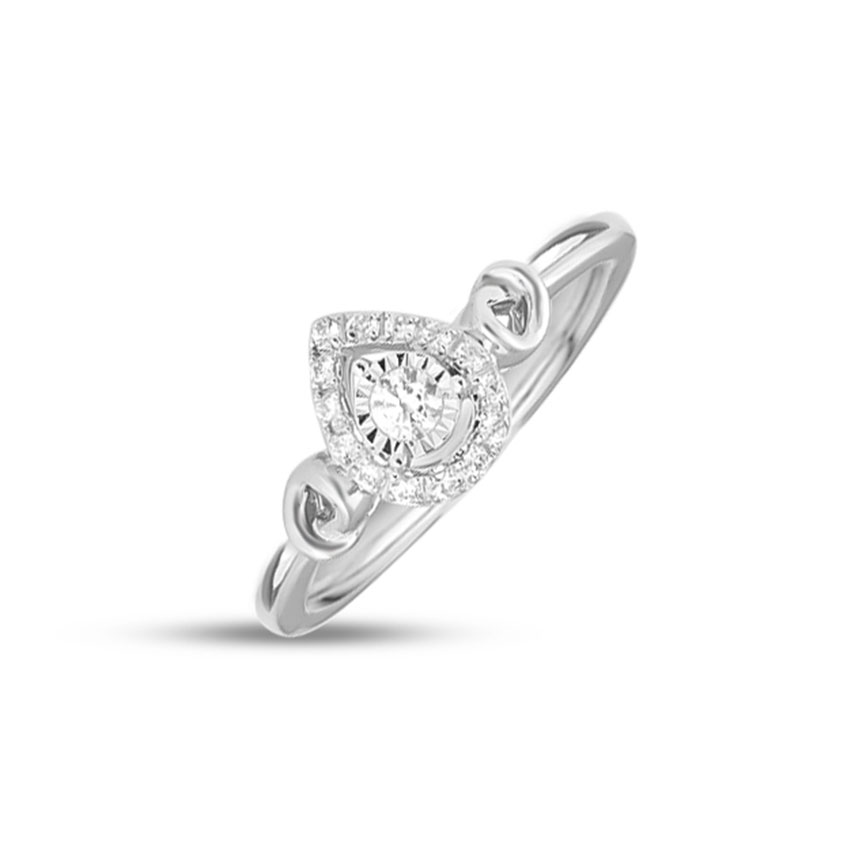 Luna Miracle Plate Ring