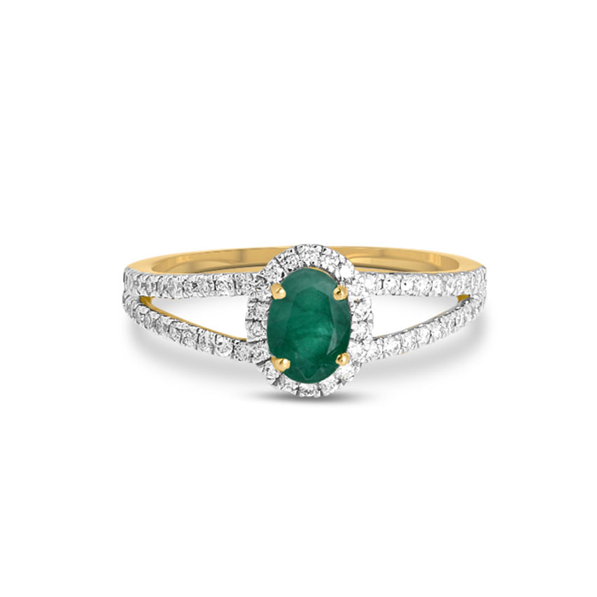 Stacey Diamond Ring